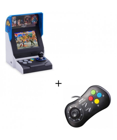 Console Neo Geo Mini + Manette Noire