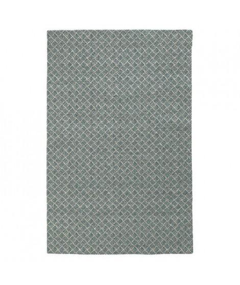 TODAY Tapis Jardin d'Hiver - 100% coton - 120 x 170 cm - Graphique