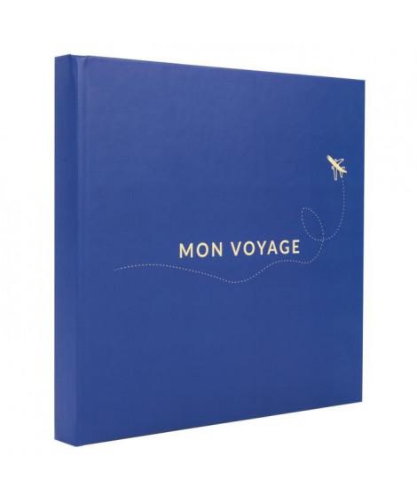 EMOTION Livre souvenir Mon Voyage - 80 vues - Collection Louise - 22x22 cm