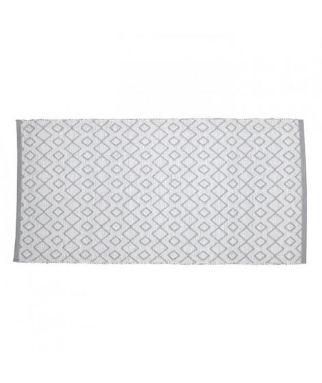 SOLYS Tapis d'extérieur - PVC - 120 x 180 cm - Gris