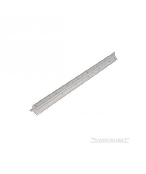 SILVERLINE Regle kutsch - Aluminium