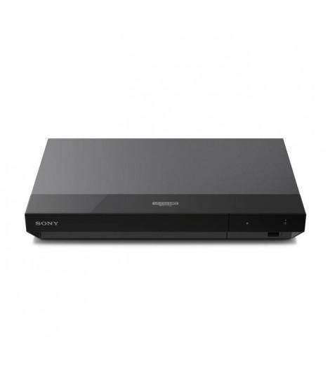 SONY UBP-X500 Lecteur Blu-Ray UHD 4K - Port USB - Compatible HDR 10 - HDMI - Compatible Dolby Atmos - Certifié Hi-Res Audio