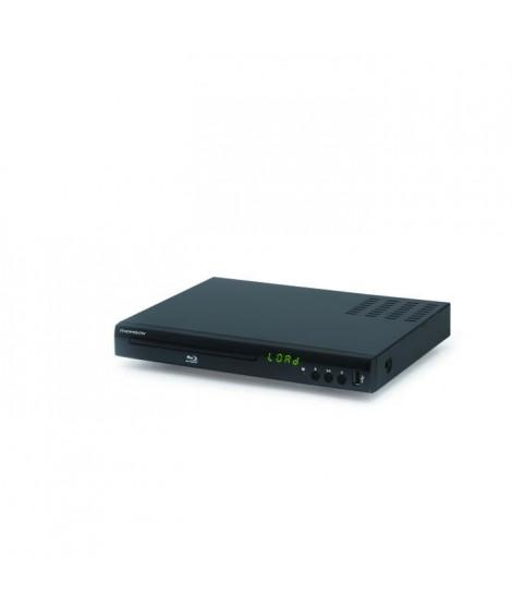 THOMSON THB330 - Lecteur Blu-Ray - USB 2.0 - HDMI - Dimensions 260*180*33mm