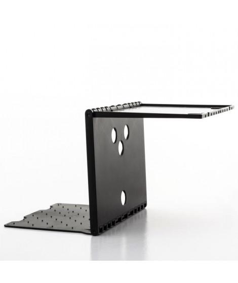 Support portatif pliable Sofabulous - 3 plaques pliables - 25,5 x 20 x 1,5 cm