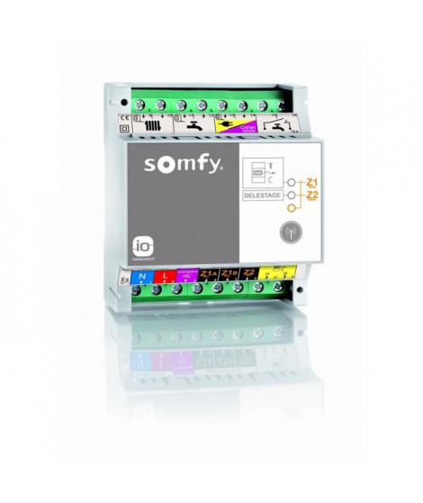 SOMFY Capteur de consommation électrique