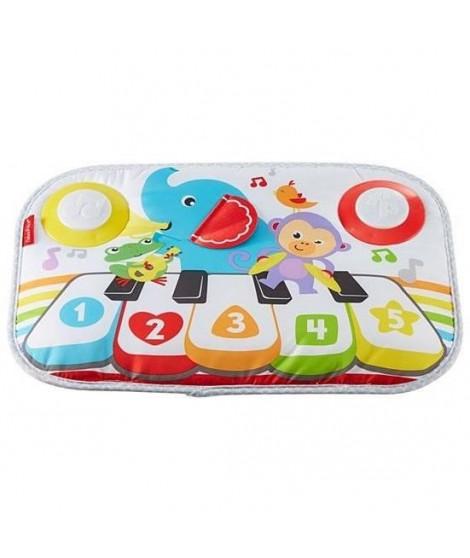 FISHER-PRICE - Mon Piano de Lit - Instrument de Musique Bébé - a accrocher aux barreaux - Des la naissance