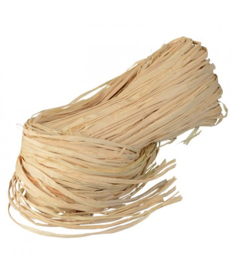 NATURE Botte de raphia naturel - 150 g