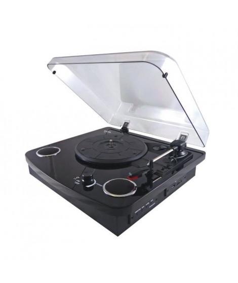 INOVALLEY TD12 Platine disque numérique - Bluetooth