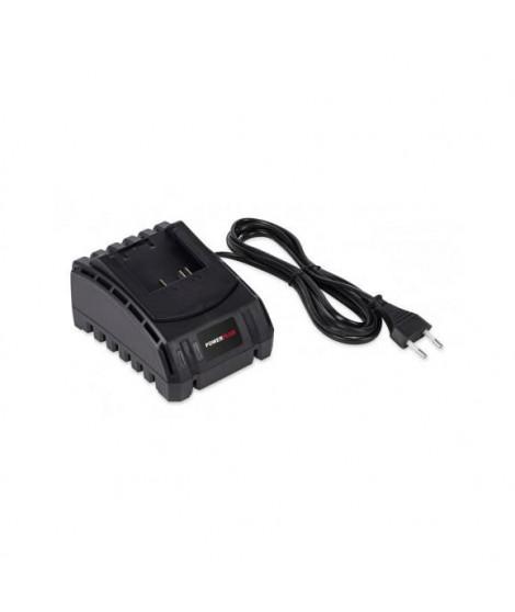 POWER PLUS  POWEB9050 Chargeur de batterie 18 v Li-on