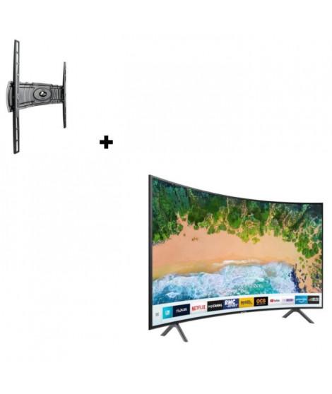 Samsung UE49NU7372KXXC TV LED + MELICONI CURVED 400