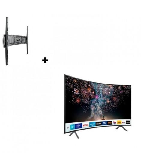 SAMSUNG UE65RU7372 TV LED 4K UHD + MELICONI CURVED 400