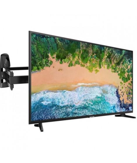Samsung UE43NU7092KXXC TV LED - 4K UHD - 43'' (108 cm) Smart TV - 2 x HDMI + MELICONI MB400 PANTOGRAPH Support mural pour TV …