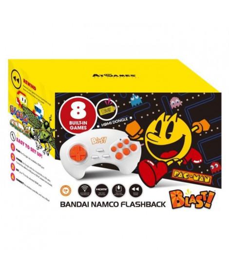 Manette + 6 jeux intégrés Blast Family Bandai Namco Flashback