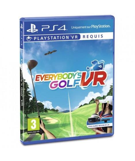 Everybody's Golf PS VR Jeu VR