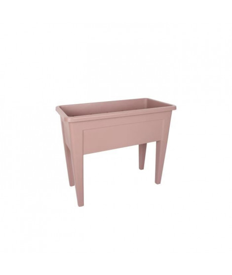 ARTEVASI Table de Culture Venezia - 39 x 80 x H 69 cm - Gris taupe