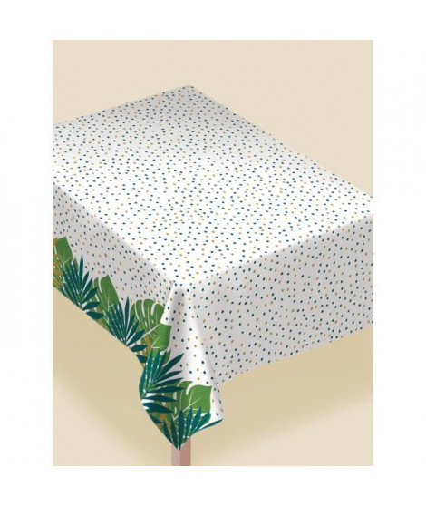 AMSCAN Nappe plastifiée Key West 132 x 228 cm