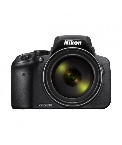 "NIKON  Bridge COOLPIX P900 - 16 Mp CMOS - 83x (24 a 2000 mm) - TFT 3"" orientable - Full HD - Wifi - GPS"