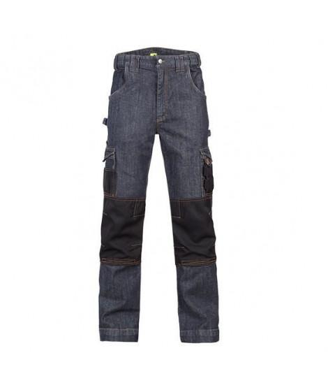 NORTH WAYS Jean de travail Dornier Raw - Mixte - Jeans