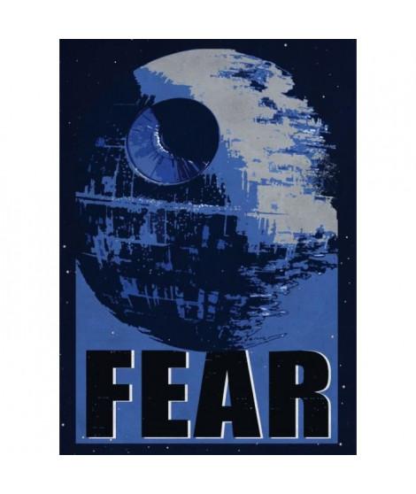 Poster métallique Star Wars Galactic Propaganda : Fear