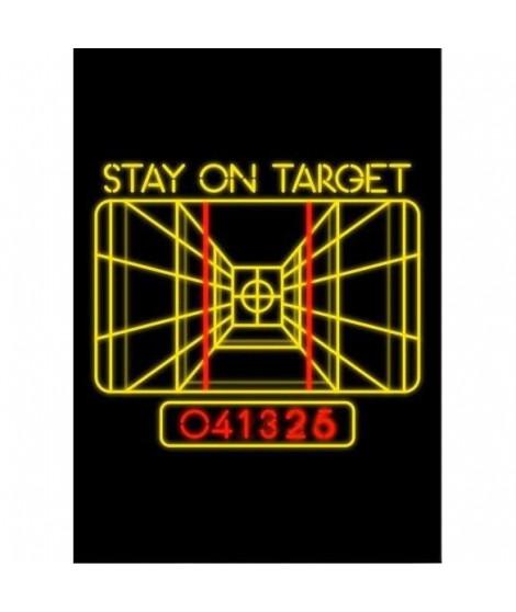 Poster métallique Star Wars : Stay On Target