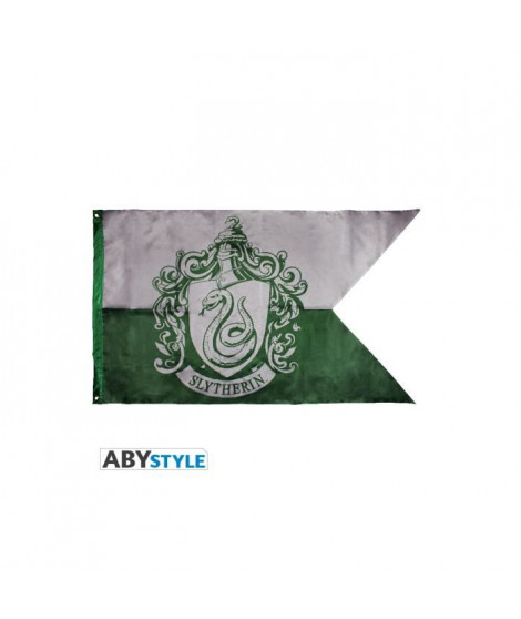 Drapeau Harry Potter - Serpentard (70x120) - ABYstyle