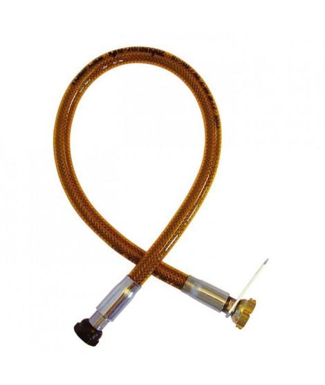DIPRA Lyre inox haute pression NF 70cm - Ecrou bouteille/écrou 20/150