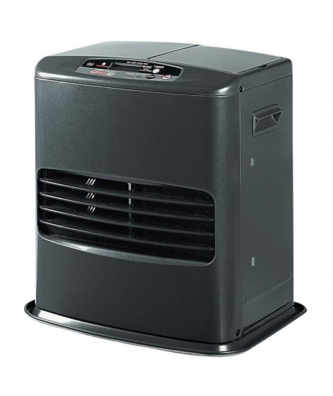 RUBY SRE 302 - 3000 watts  - Poele a pétrole électronique - Programmation 24H - Détecteur de CO2 - Sécurité anti-basculement