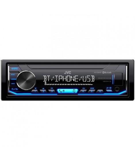 JVC Autoradio KD-X351BT - Bluetooth - Iphone - Android - Illumination bleue