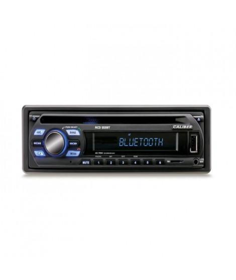 CALIBER RCD122BT Autoradio CD/USB/SD et Bluetooth - 300 W
