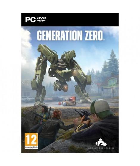 Génération Zéro Jeu PC