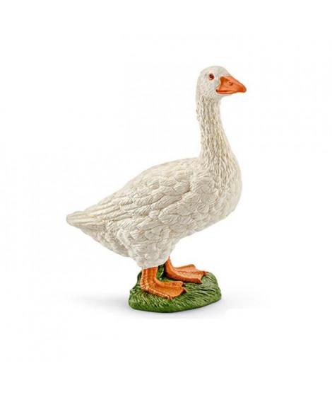 Schleich Figurine 13799 - Animal de la ferme - Oie