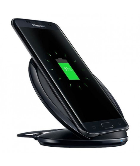 Samsung Chargeur Stand a Induction QI 1A Noir