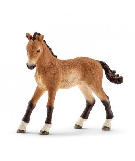 Schleich Figurine 13804 - Animal de la ferme - Poulain Tennessee Walker