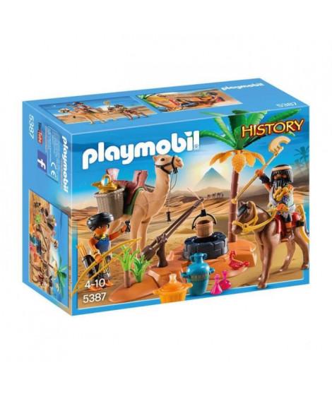 PLAYMOBIL 5387 - History - Pilleurs Egyptiens avec Trésor