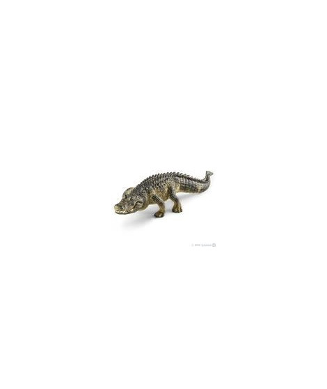 Schleich Figurine 14727 - Animal sauvage - Alligator
