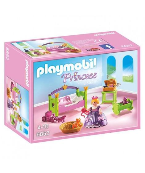 PLAYMOBIL 6852 - Princess - Chambre de Princesse