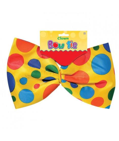 AMSCAN Noeud Papillon de Clown