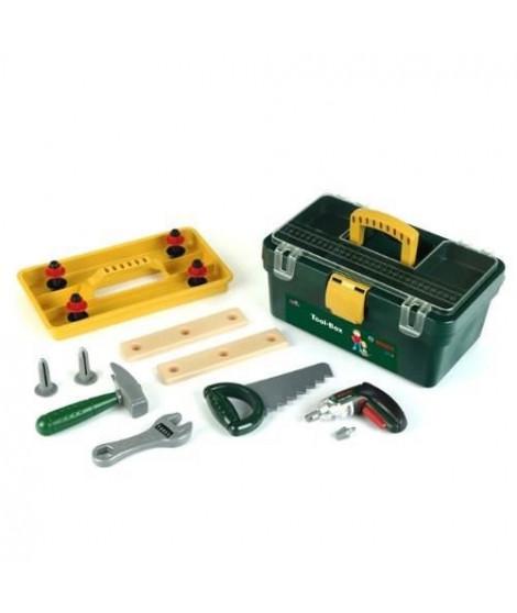 BOSCH - Caisse a outils avec visseuse pour enfant