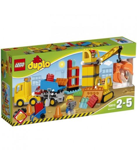 LEGO DUPLO Ville 10813 Le grand Chantier