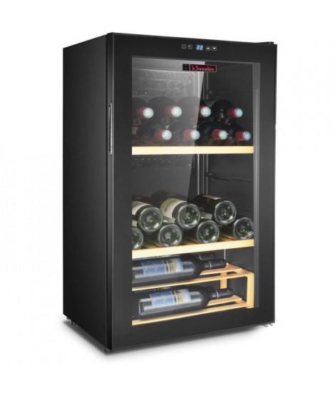 LA SOMMELIERE LS41 - Cave a vin de mise en température - 40 bouteilles - Pose libre