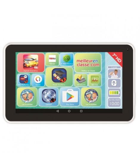 """LEXIBOOK - LexiTab 7"""" - Tablette enfant avec applications éducatives, jeux et contrôles parentaux - Pochette de protection in…"""