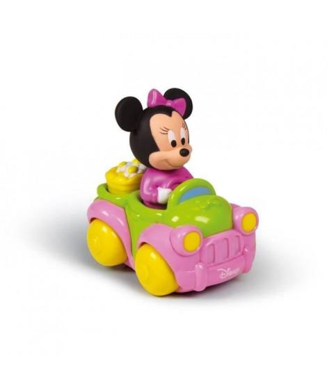 CLEMENTONI Disney Baby  - Voiture Musicale Minnie - Jeu d'éveil