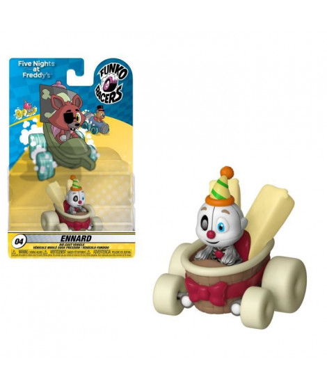 Figurine Funko Super Racers: Five Nights At Freddy's: Ennard