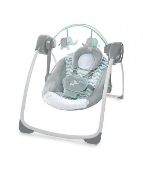 INGENUITY Balancelle Comfort 2 Go Portable Swing? ? Jungle Journey
