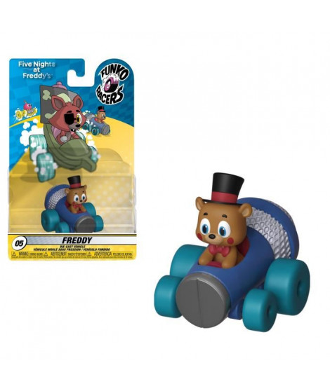Figurine Funko Super Racers: Five Nights At Freddy's: Funtime Freddy