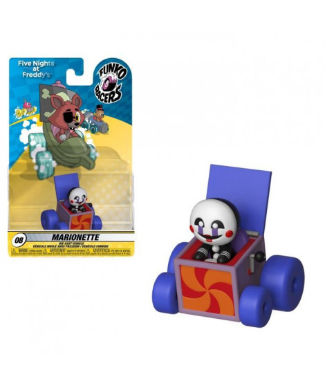Figurine Funko Super Racers: Five Nights At Freddy's: Marionette