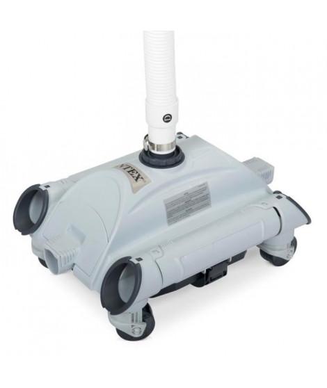 INTEX Robot aspirateur fond pour filtre 6m3/h et+