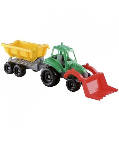 ECOIFFIER Tracteur Remorque 52 cm