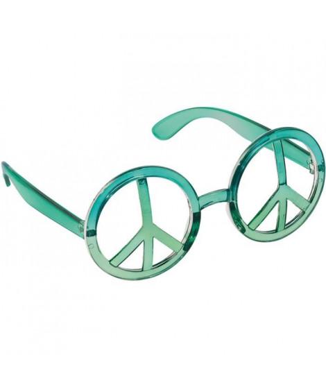 AMSCAN Lunettes fantaisie Peace