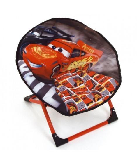 DISNEY CARS Fauteuil Rond Pliable Pour Enfant - Montée 50x50x50 cm